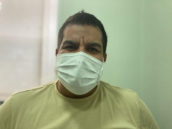 Un des médecins d'un des centres de santé d'Oiapoqué