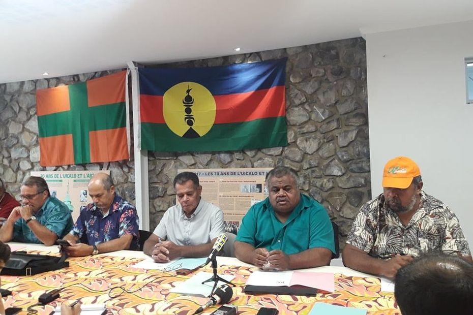 """L'Union Calédonienne déplore une collégialité """"piétinée"""" et un manque de neutralité de l'Etat - Nouvelle-Calédonie la 1ère"""