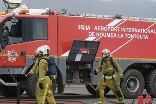 Tontouta exercice pompiers Vanuatu