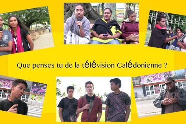 Séquence REX: Paroles de Jeunes - 50 ème anniversaire de la Télévision en Nouvelle-Calédonie