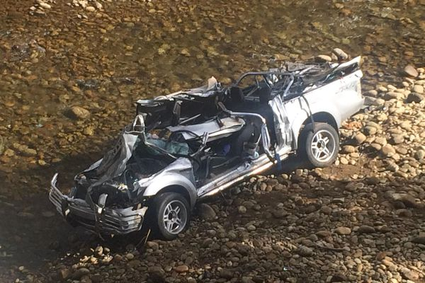 Accident grave du 11 août à Poya Sud