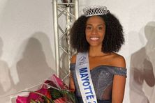Anna Ousseni - Miss Mayotte 2021
