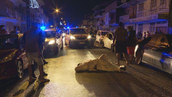 Intervention policière à Cayenne