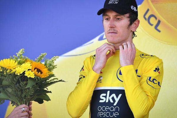 Tour de France 2018 : L'étape et le maillot jaune pour Geraint Thomas