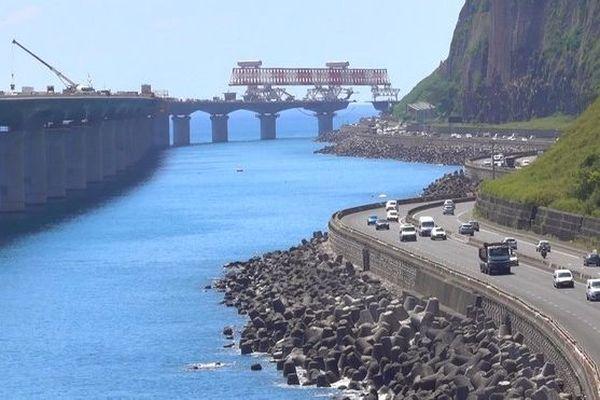 NRL chantier nouvelle route du littoral 281119