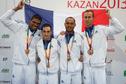 Universiades de Kazan: Daniel Jerent et Yannick Borel en or