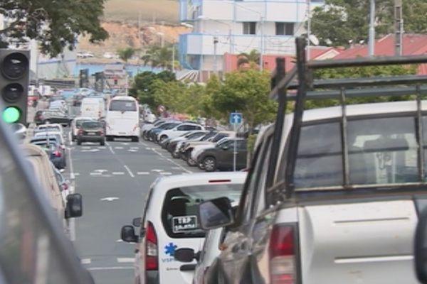 Circulation Nouméa nouveau plan de circulation 31 juillet 2017