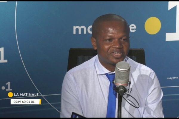 Moussa Ben Ali Moussa, maire sortant MDM de Bandrélé