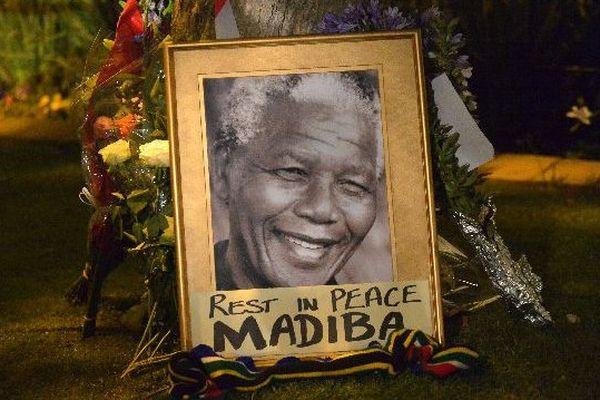 RIP MADIBA Mandela