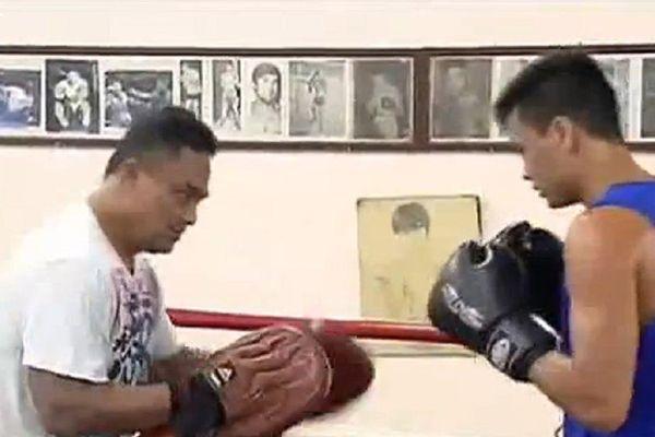 La sélection de Tahiti de boxe convoite l'or à Fidji