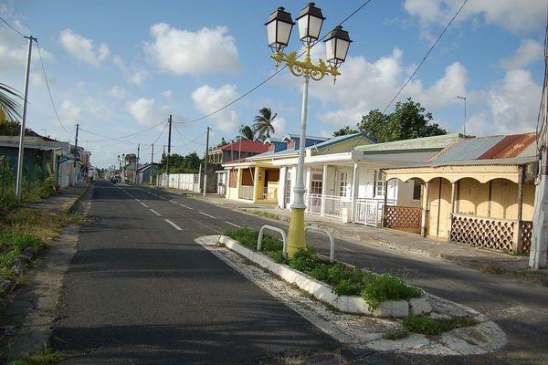Port Louis en Guadeloupe