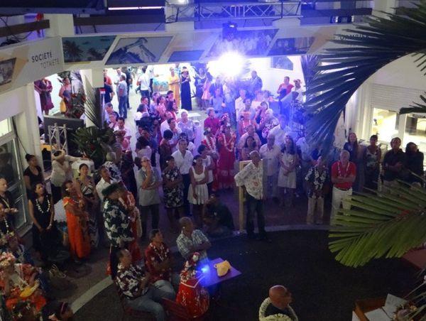 Polynésie 1ère fête les 50 ans de la télé en Polynésie ! 15 10 2015