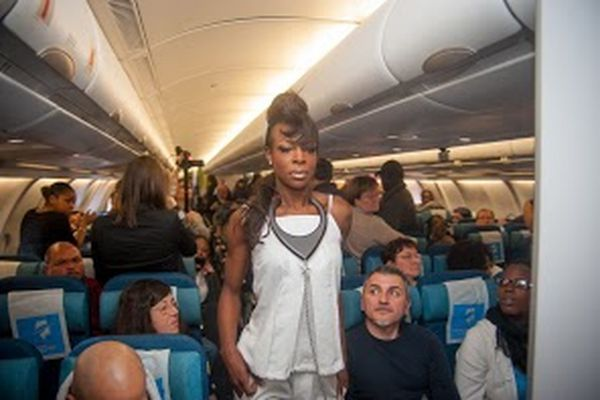 Défilé sur vol Air-Caraïbes (7)