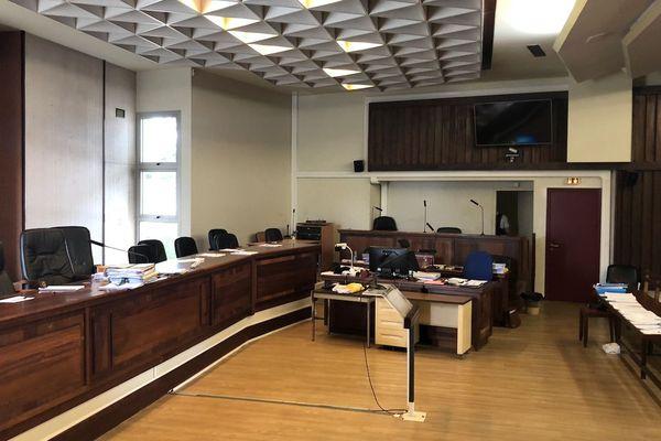 Cour d'assises, troisième jour du procès en appel de Seleone Tuulaki dans l'affaire Tamaï, 4 juillet 2018