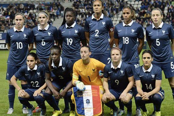 Équipe de France féminine de football