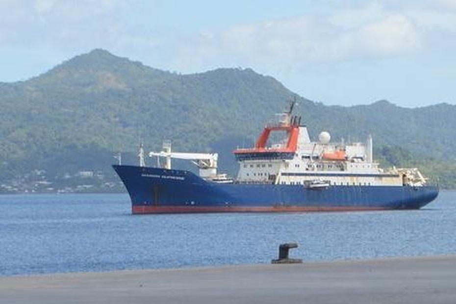 Une nouvelle campagne scientifique de mesures sismiques à Mayotte début avril - Mayotte la 1ère