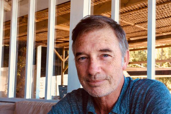 """Stéphane Meunier, réalisateur de """"Les yeux dans les bleus"""""""