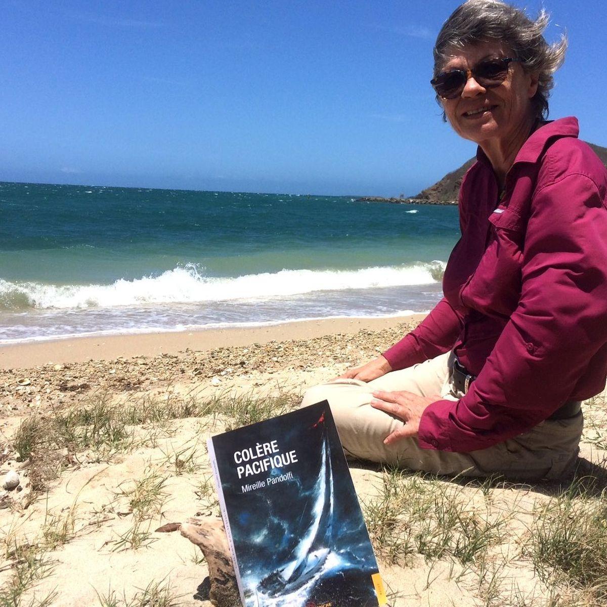 Mireille Pandolfi fait le récit d'une «Colère Pacifique»