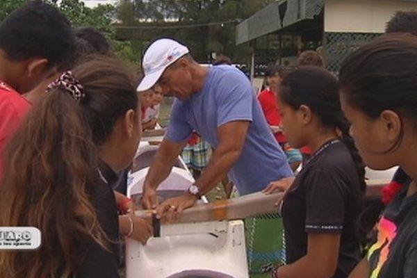 Le vaa en « sport-études » est désormais possible en Polynésie