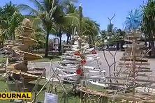 Des arbres de Noël made in Fenua