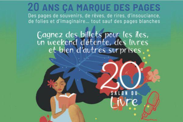 Un concours d'écriture pour la 20ème édition de Lire en Polynésie