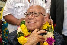 Marcel Henry est un modèle pour de nombreux politiciens mahorais.