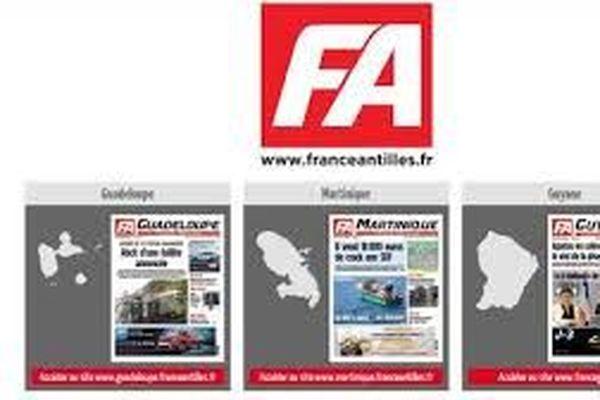 France Antilles sur le net