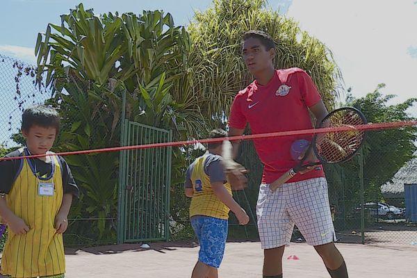Le Prix de l'Excellence pour la Fédération tahitienne de Tennis