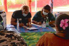 Vaccinodrome au foyer wallisien et futunien, le 18 septembre.