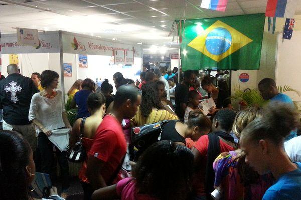 Le Brésil attire