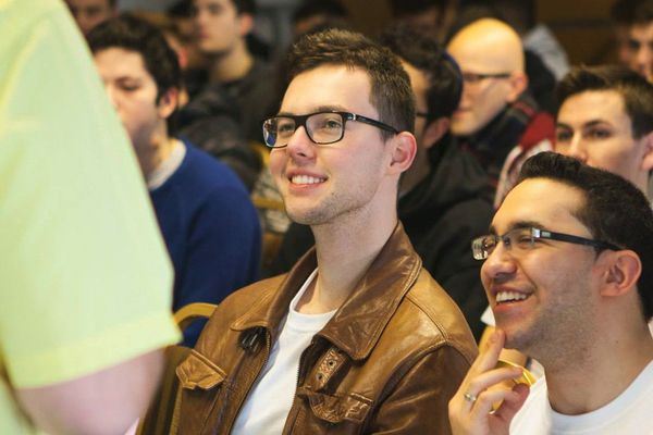 Calédoniens ailleurs : Benjamin Stirrup, un avenir entreprenant programmé