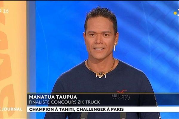 Zik truck : les finalistes de retour à Tahiti