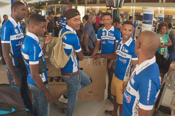 Sélection de cyclisme de Martinique