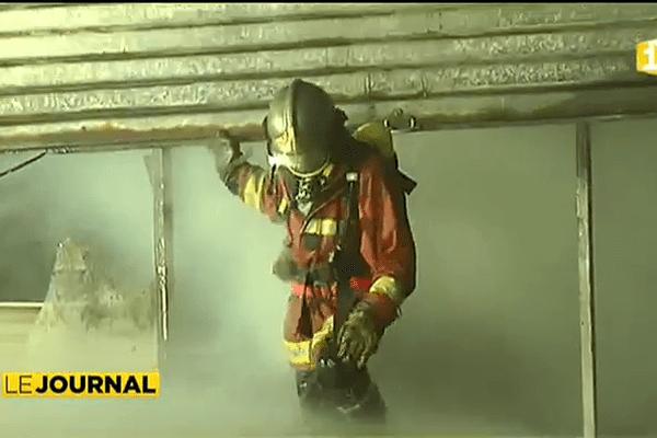 Incendie de l'entrepôt Reef : tous les vêtements ont brûlé