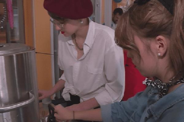 [2/4] Immersion en entreprise : Célia Guionnet et Amélie Toth