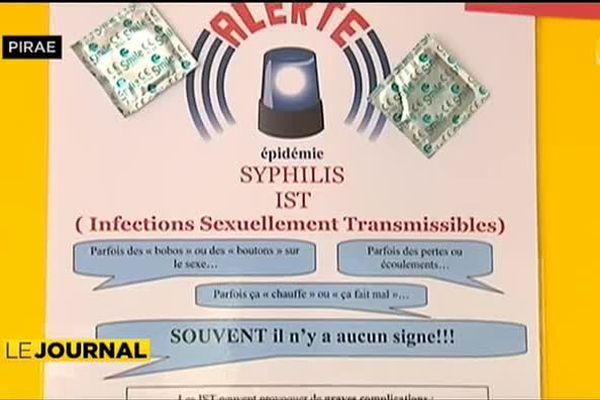 Attention aux maladies sexuellement transmissibles