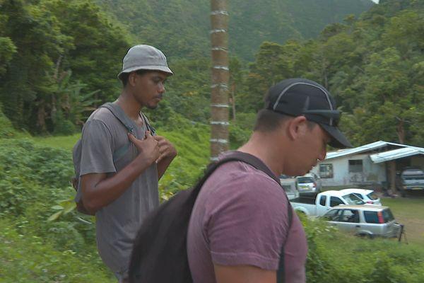 Avion disparu : les recherches se poursuivent entre Papenoo à Taraiapu ouest