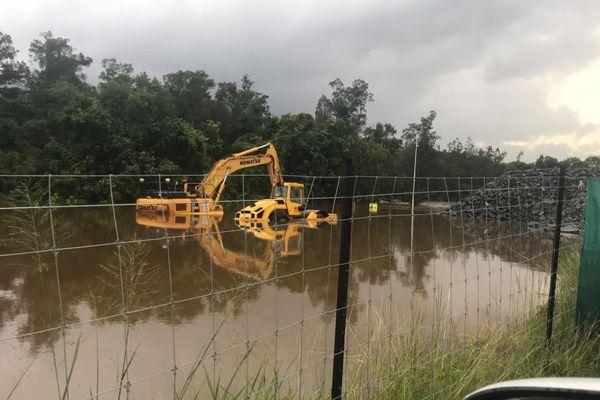 dumbéa inondations
