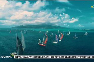Dernière étape de la Tahiti Pearl Regatta