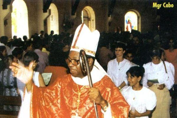 Mgr. Ernest Cabo
