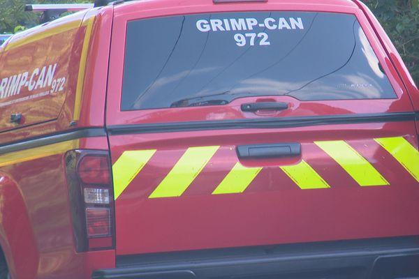 Grimp (pompiers)