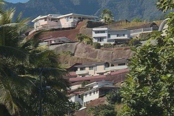 Projet logement social Arue