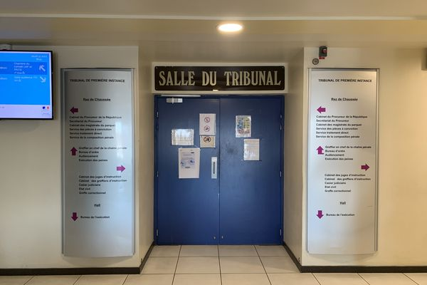 Justice Tribunal correctionnel Nouméa