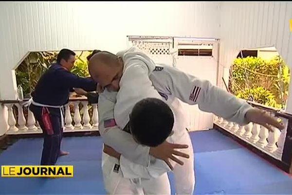A la découverte du jiu jitsu brésilien