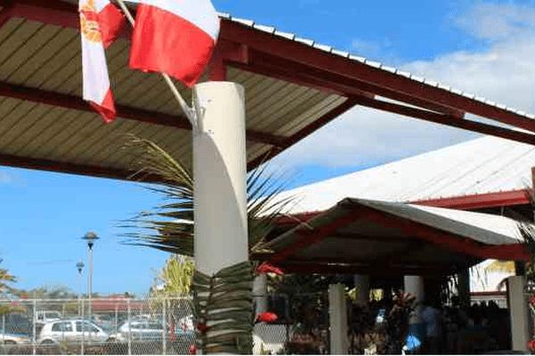 lycée Tuianu Le Gayic.