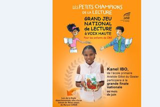Kanel Ibo, candidate guadeloupéenne