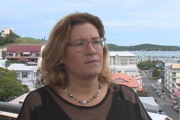Capture interview Sonia Backès par NC 1ère après union loyaliste élections législatives (16 juin 2017)