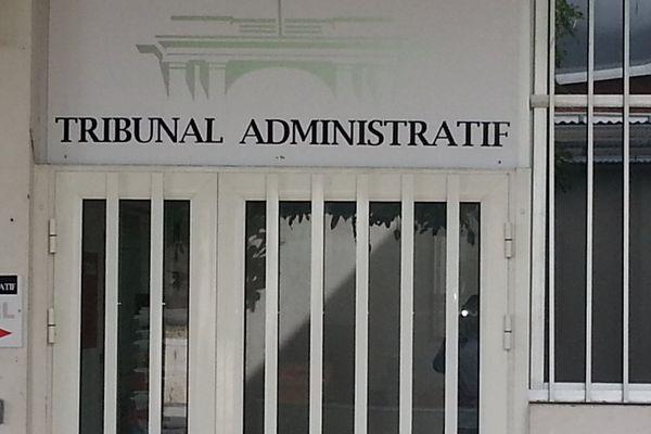 Tribunal administratif de Basse- Terre