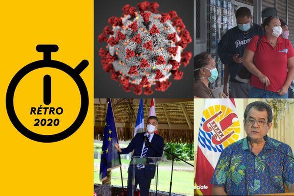 Rétro 2020 : une année sous le signe de la Covid