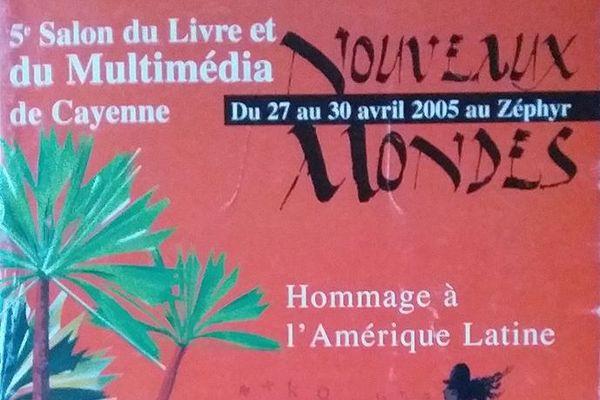 Salon du livre 2005